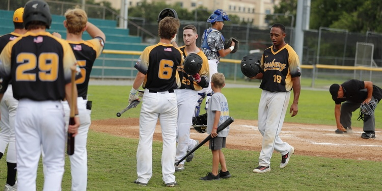 Lightning Sweep Scorpions in Doubleheader
