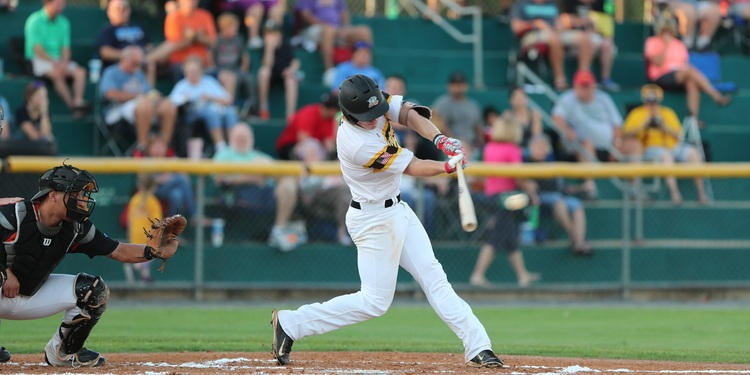 Tanner May Sets Lightning Hit Streak Record in Win Over Seminole County